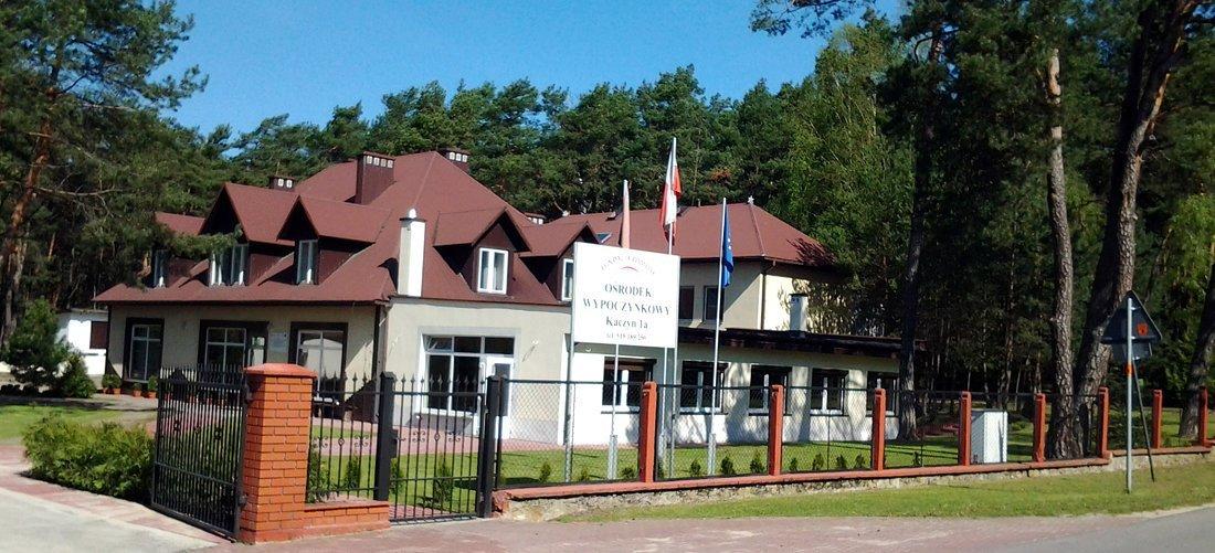 Ośrodek w Kaczynie